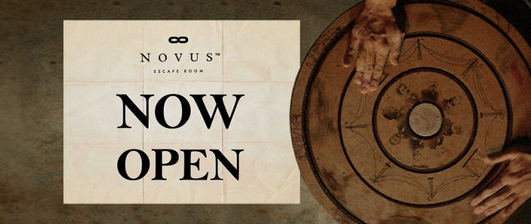 Novus Escape Room Opens in Middletown, Delaware
